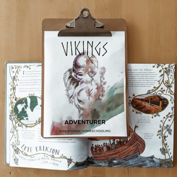 Free Vikings Unit Study - great Vikings Unit Study for elementary