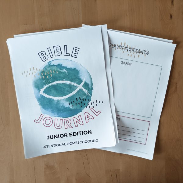 Bible Journal for Kids