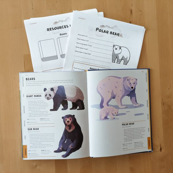 Mammals Research Unit - Mammals Unit Study for Kids