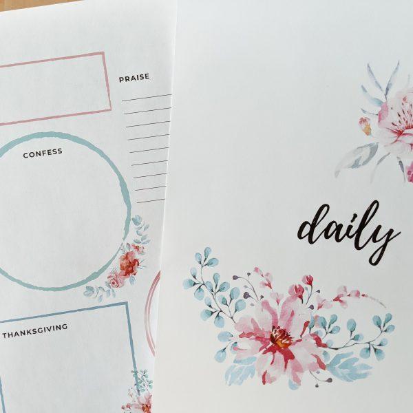 Prayer Journal for Moms